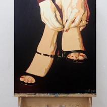 טנגו - ציור 1 מתוך 3 בסדרה