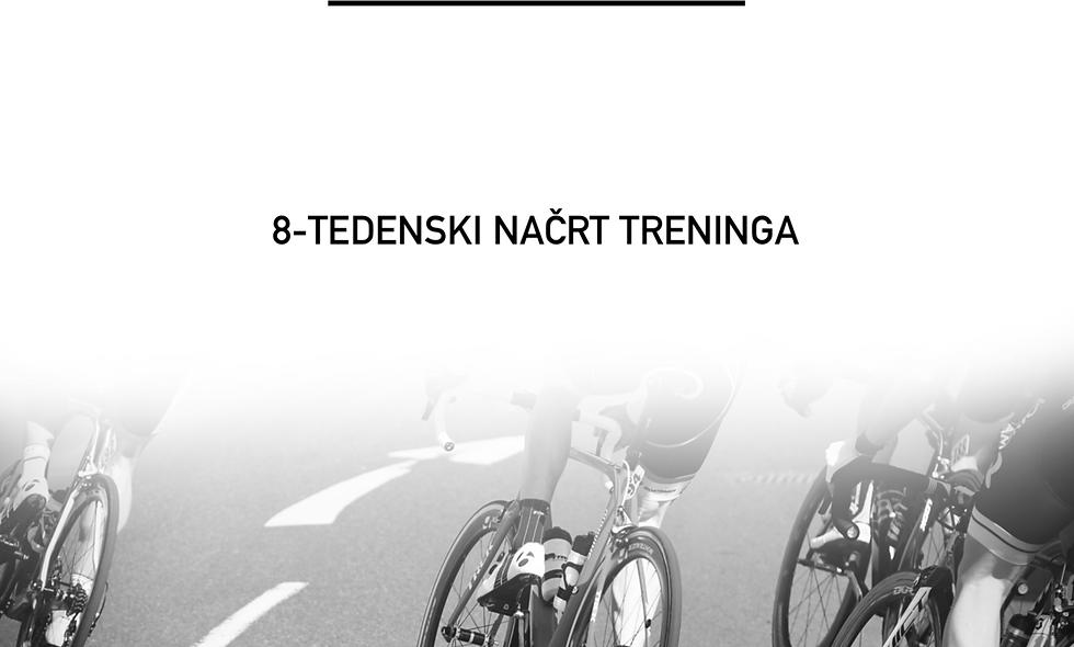 POLARIZIRAN TRENING: 8-Tedenski načrt treninga
