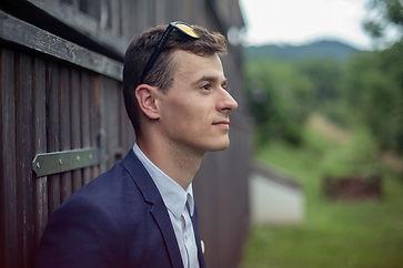Simon Cirnski, ustanovitelj Pulse Performance in trener kolesarstva