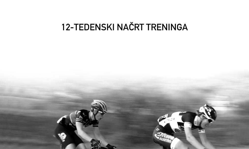 MARATON ALPE - 12-Tedenski načrt treninga