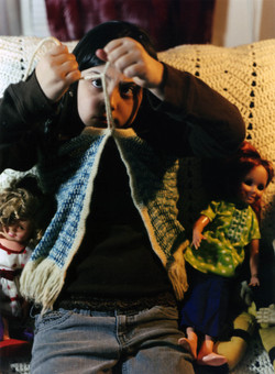 CrochetVest