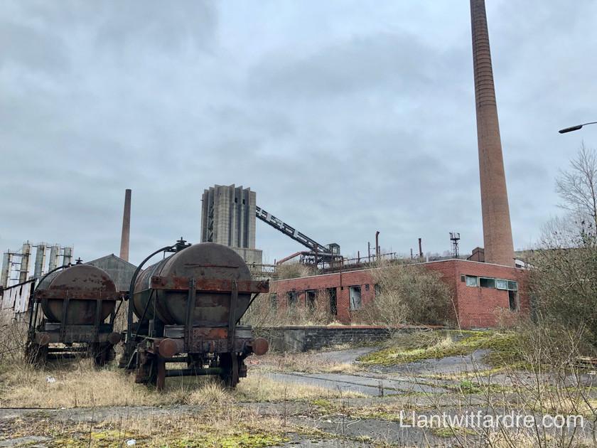 The Cwm Coke Works, Beddau