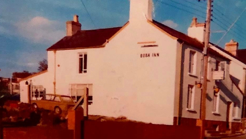Bush Inn 1968 Llantwit Fardre