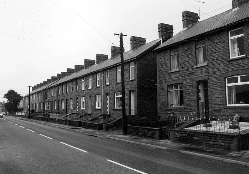 Llest Terrace, Llantwit Fardre