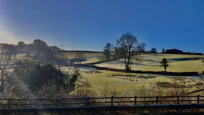 Llantwit Fardre Winter Morning