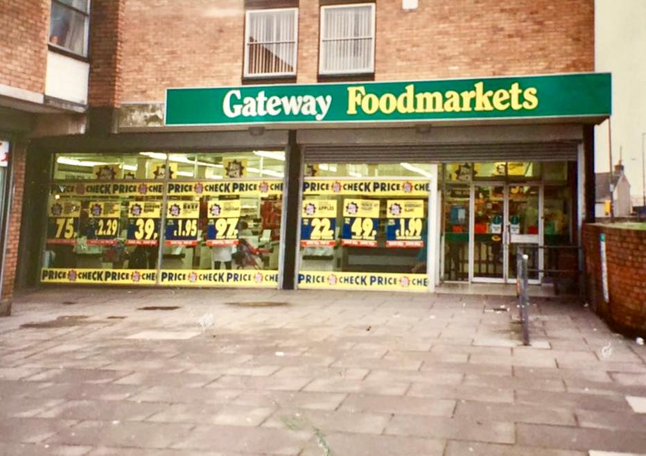 Gateway Foodmarkets circa 1993