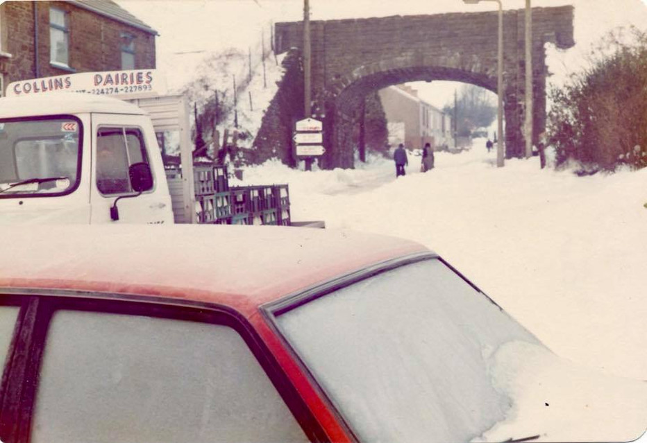 Crown Hill Llantwit Fardre 1982