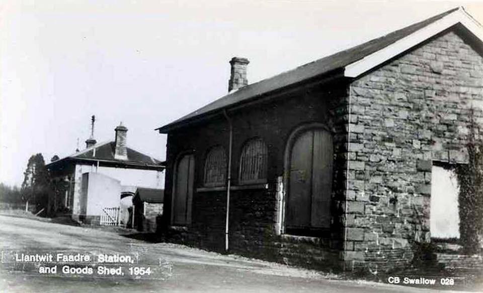 Llantwit Fardre Main Road