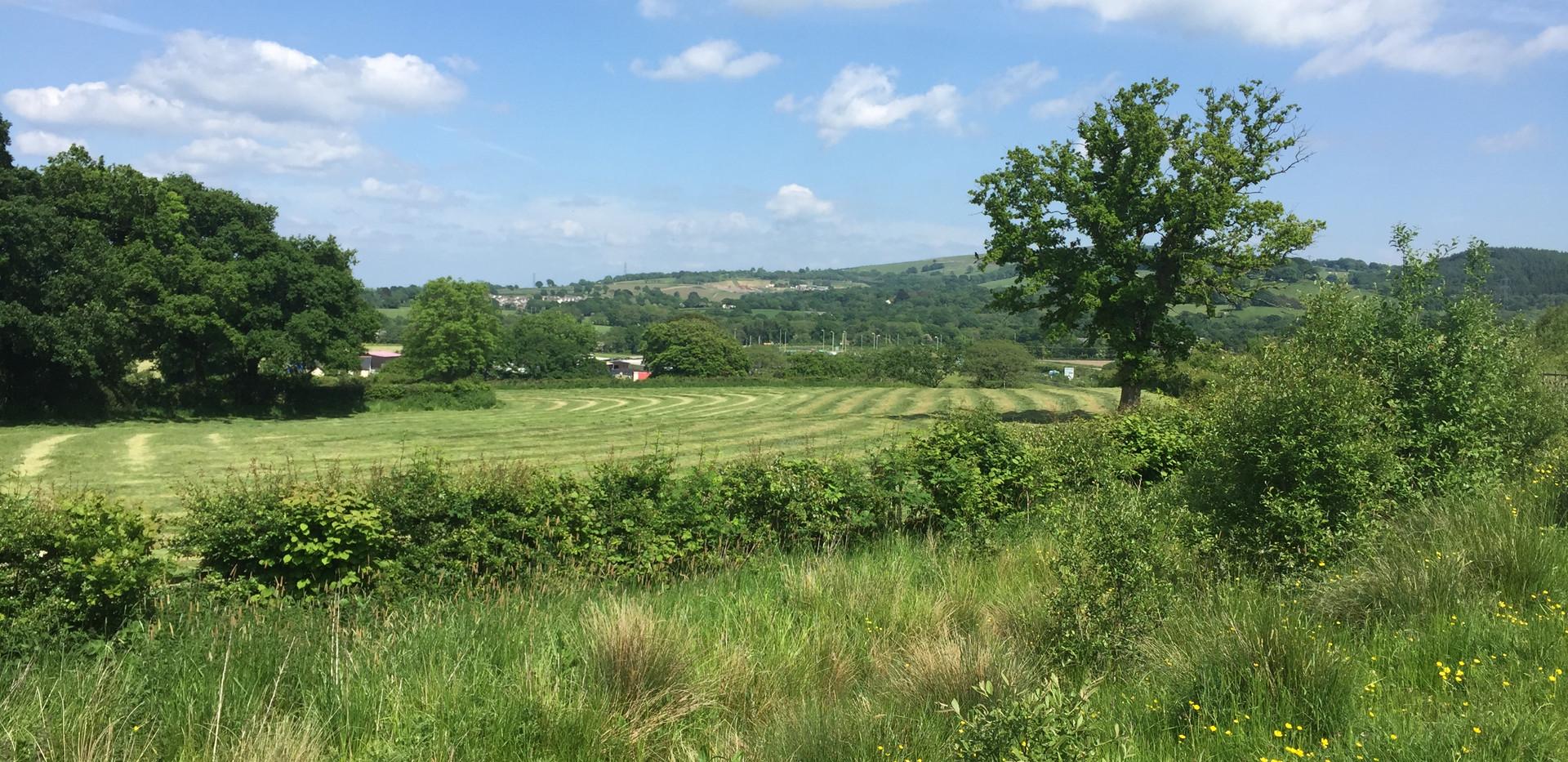 Ystrad Barwig Farm Llantwit Fardre