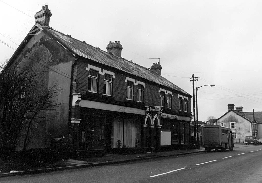 Main Road Llantwit Fardre