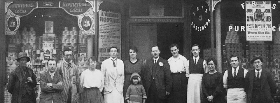 Llantwit Fardre Old Shop