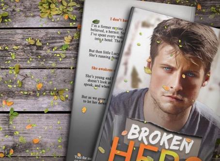 Broken Hero is here!