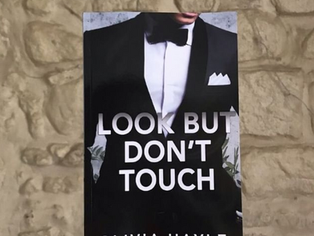 Look But Don't Touch is live!