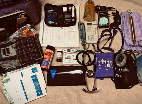 The Midwifery Supplies Chronicles: A Peak Inside the Bags of Allomother Midwifery (Part I)
