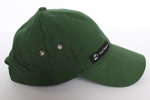 Green TravelMammal Cap