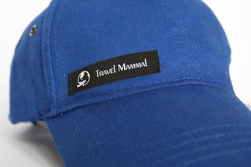Blue TravelMammal Cap