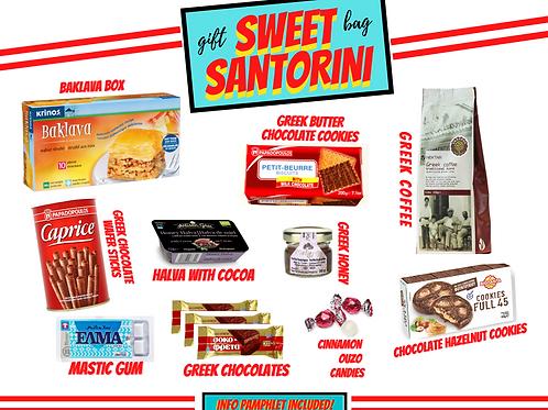 The Sweet Santorini