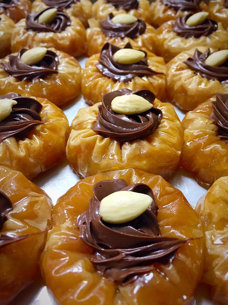Indulge with a sweet Greek Pastry Crawl