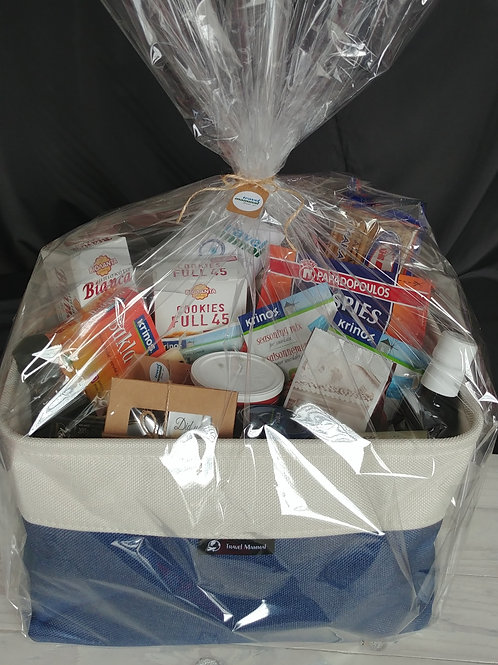 A SUPERSIZED basket fit for The Zorba!