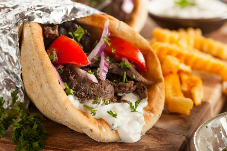 Enjoy the Greek Street-Food Experience