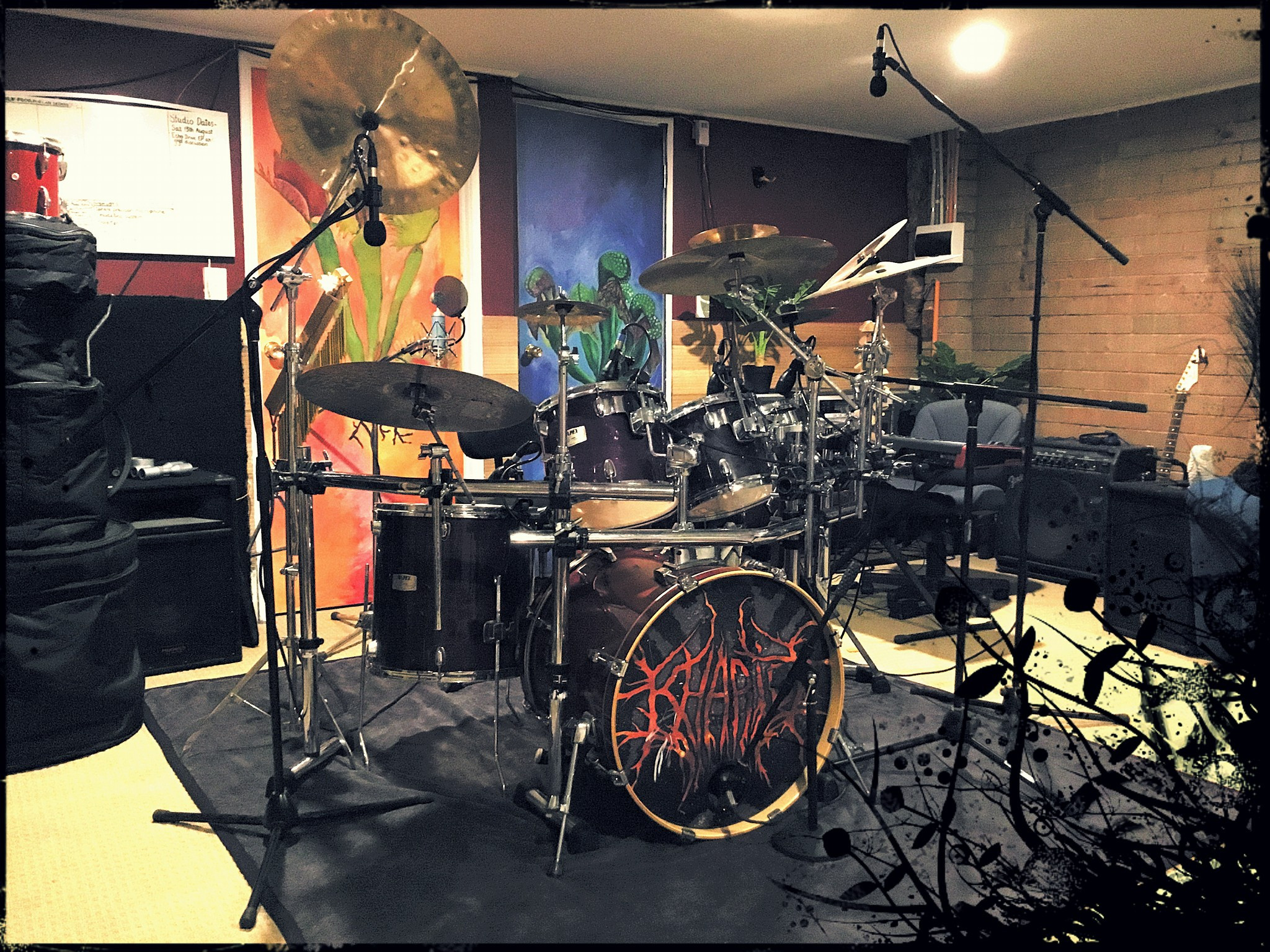 Drums & Percussion Tuition