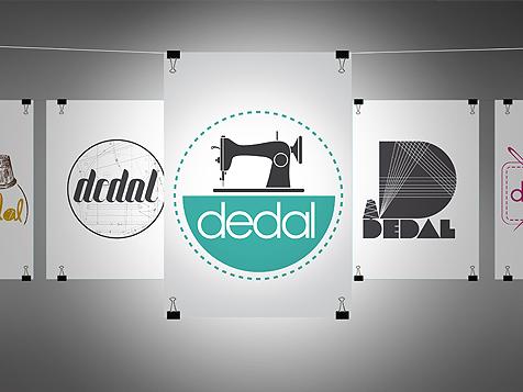 Diseño de logotipo DEDAL