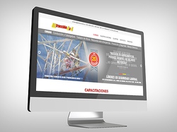 Diseño de sitio web Ultracción