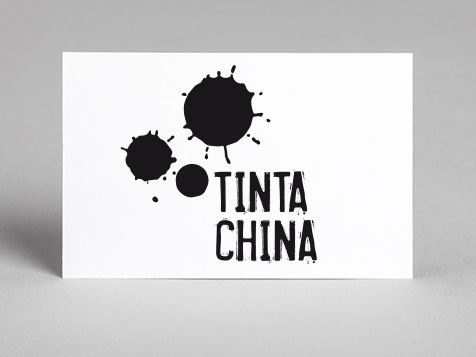 LOGO TINTA CHINA
