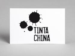LOGO TINTA CHINA