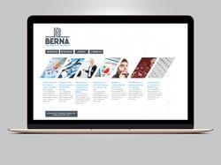 """Diseño """"servicios"""" para BERNA"""