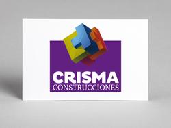 LOGO CRISMA CONSTRUCCIONES