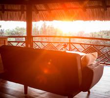 Palapa Room Sunset