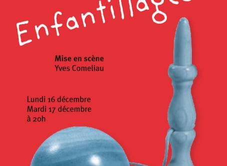 """""""Enfantillages"""" de François Archambault"""