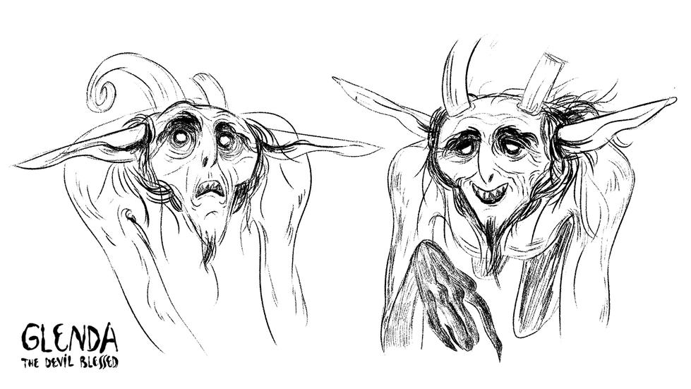 Devil - Close-ups & Expressions