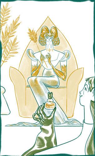The Empress   Major Arcana