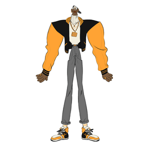 Character Design for Ritzy Animation