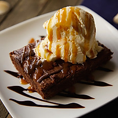 Brownie & Ice Cream