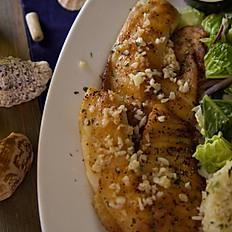 Garlic Fish Fillet