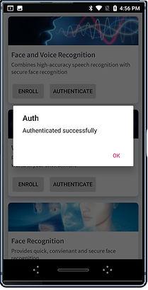 Phenix X1 authentication successful_1145