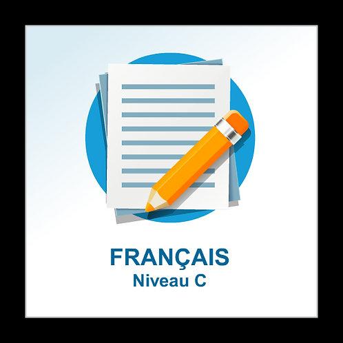 Français - niveau C