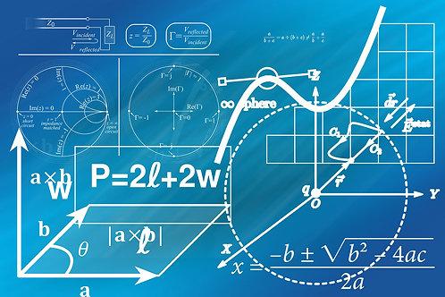 Mathématiques : niveau A à D