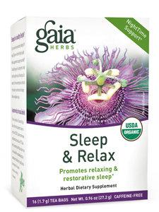 SLEEP & RELAX HERBAL TEA 16 BAGS
