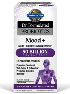 DR. FORMULATED MOOD + 60 VEGCAPS