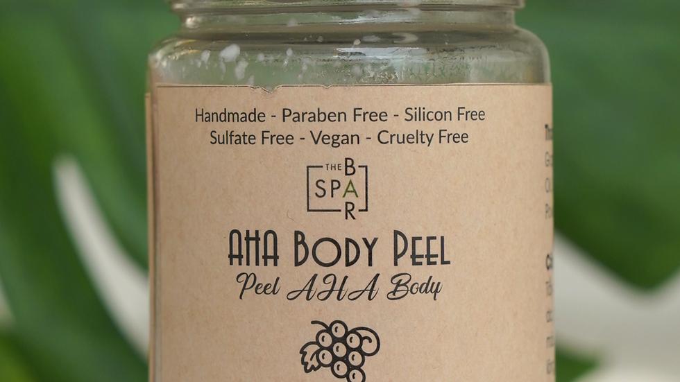 Peel AHA Cơ Thể