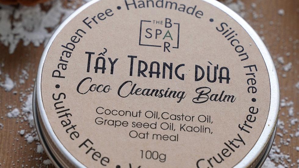 Tẩy Trang Dừa 100gr