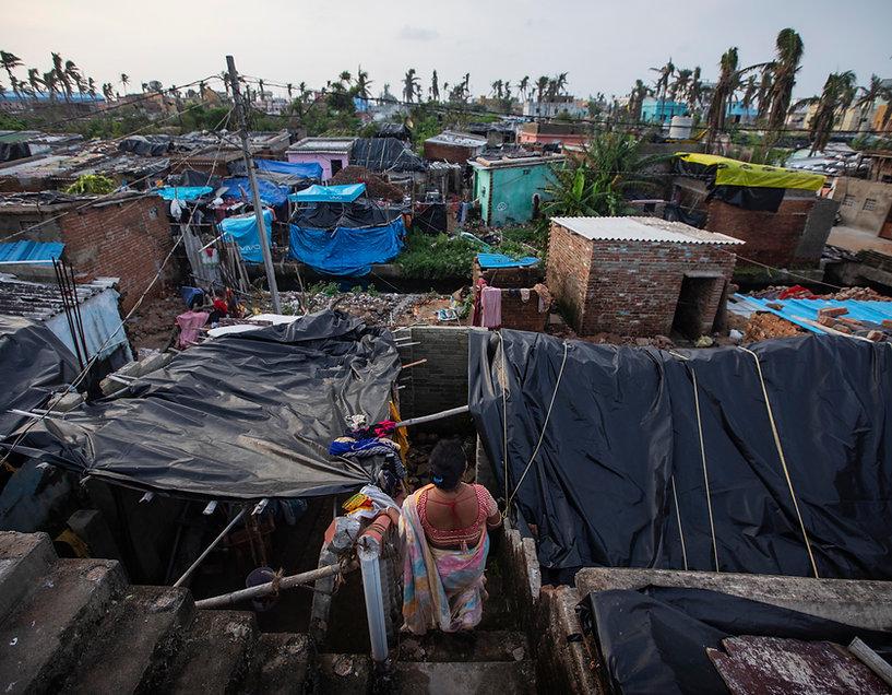 1-_Cyclone_Fani,_Bidonville_à_Puri,_In