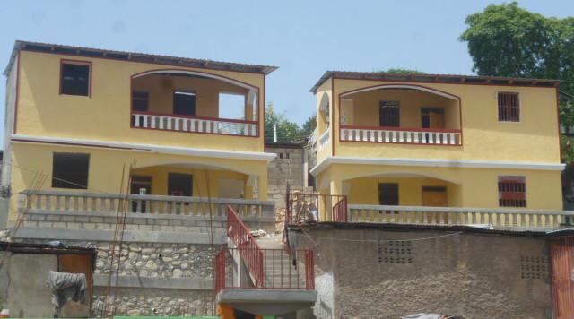 Opération de logements groupés