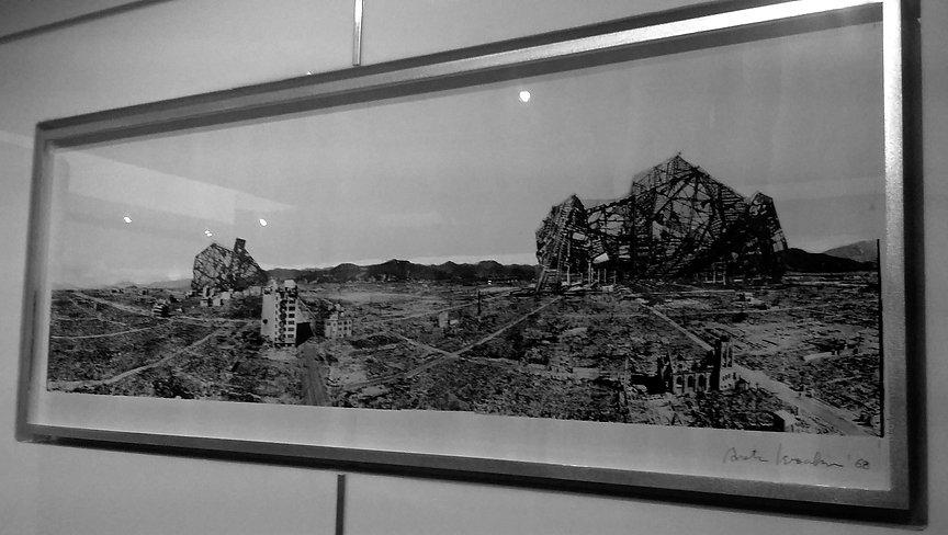 Projet de mégastructure à Hiroshima (1960)