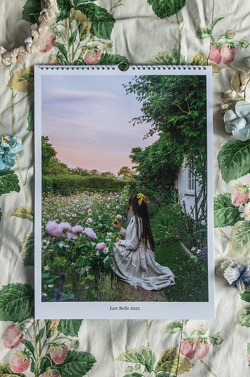 Just Belle Calendar *PLEASE READ DESCRIPTION*