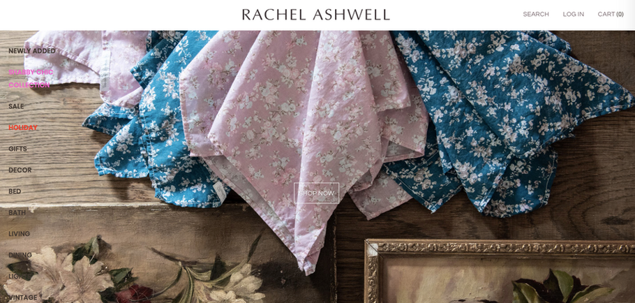 Rachel Ashwell Shabby Chic Couture